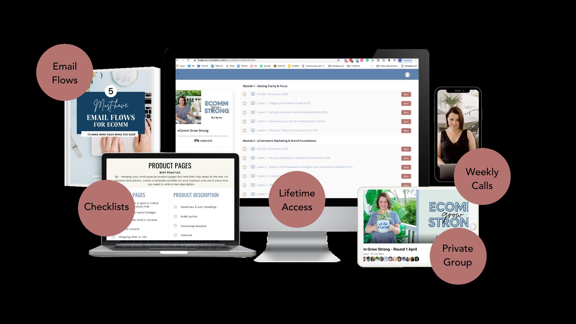 marketing coach, ecommerce, ecommerce strategy, marketing strategy, ecommerce business, online course, female founder, online store, marketing, coaching, business coach, marketing plan, mentor